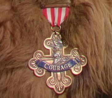 Original Courage Medal