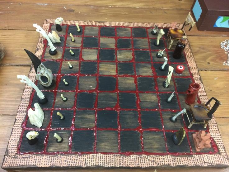 Death's Chess Board