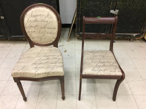 Longborn Chairs