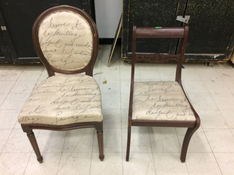 Longborn Chairs