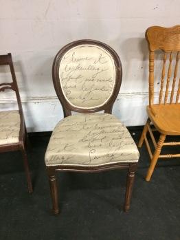 Longborn Chair