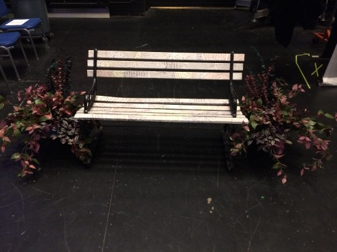 Shrub and Bench Unit