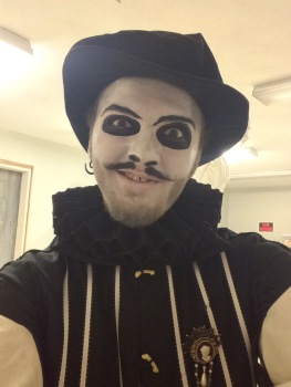 Jack Makeup/Ruff