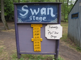 Swan Stage