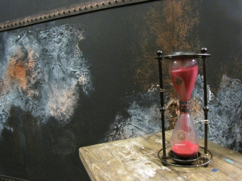 Hourglass in Castle