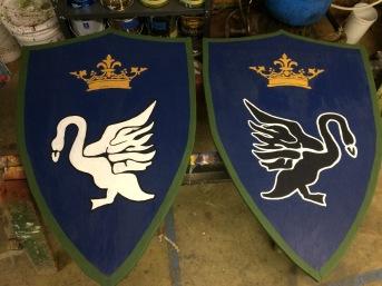 Swan Stage Shields