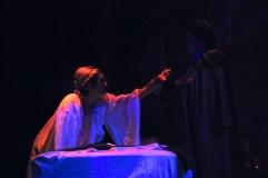 Lucy's Robe (and Dracula's Opera Cloak)