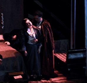 Dracula Opera Cloak