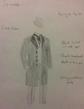 Seward Costume Rendering