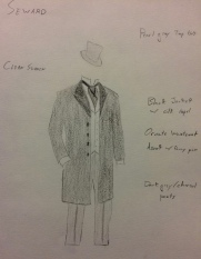 Seward Costume Rendering