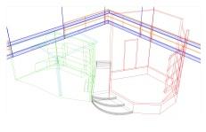 AutoCAD Perspective Rendering