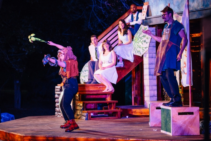 Montana Shakespeare in the Parks Love's Labour's Lost