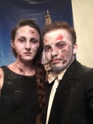 Headed to Zombie Prom