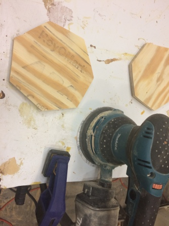 Shaping Plywood Bottom
