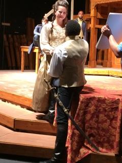 Othello During Promo Photos