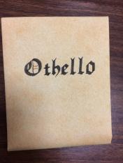 Sealed Duchess to Othello