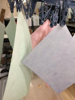 Dyed Kraft-tex Paper