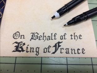 Hand Calligraphy