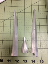Cut and Formed Spikes