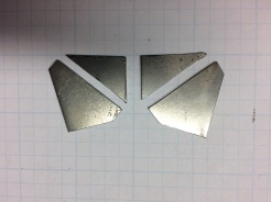 Steel Pieces for Quillon Block