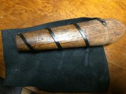 Under Leather Grip