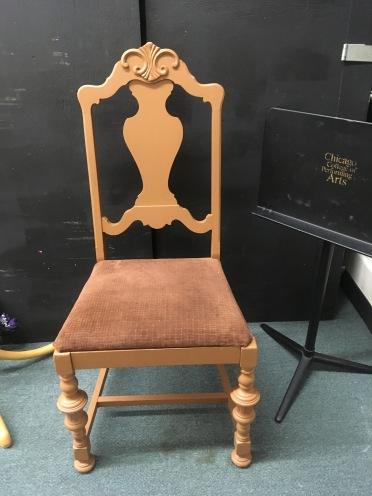 Chair E - Before