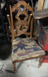 Chair D - Before