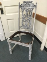 Chair D - Painted