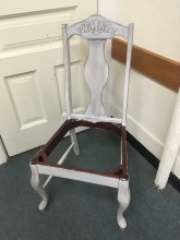 Chair A - Painted