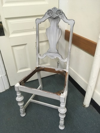 Chair E - Painted