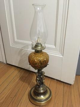 Lamp Assembled