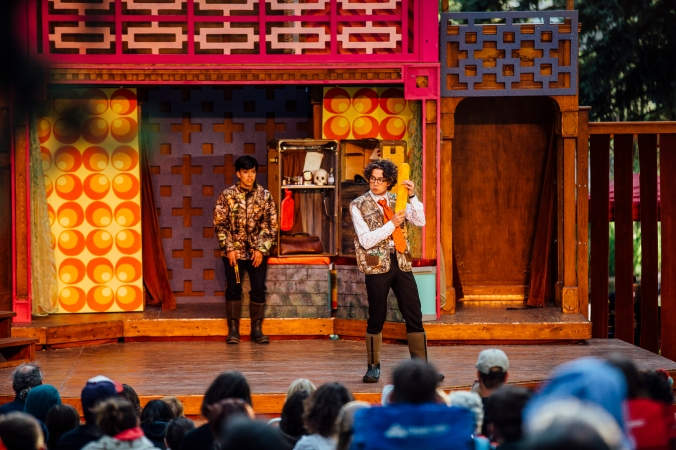 Montana Shakespeare in the Parks 47th Season, Merry Wives of Windsor