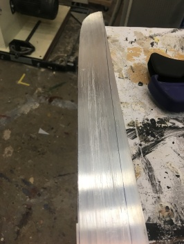 Cutting Out Blade